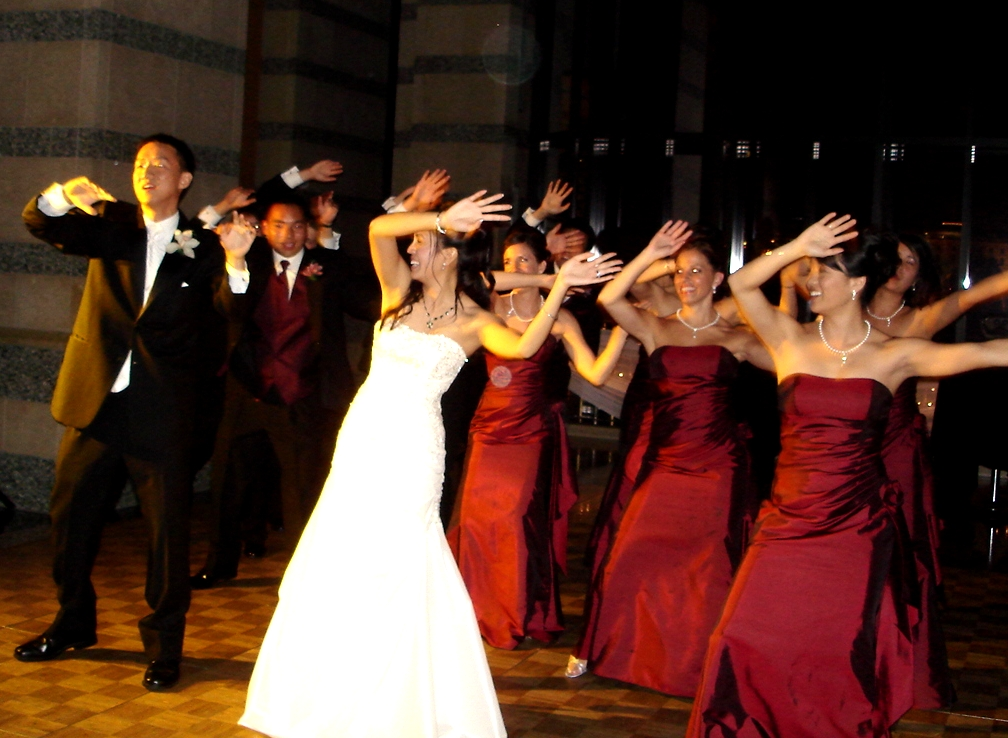 Wedding Party Dance Lessons Portland