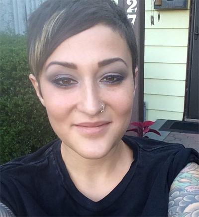 Jessica Rita Dieguez,  Sept. 15, 1986 - Oct. 29, 2016