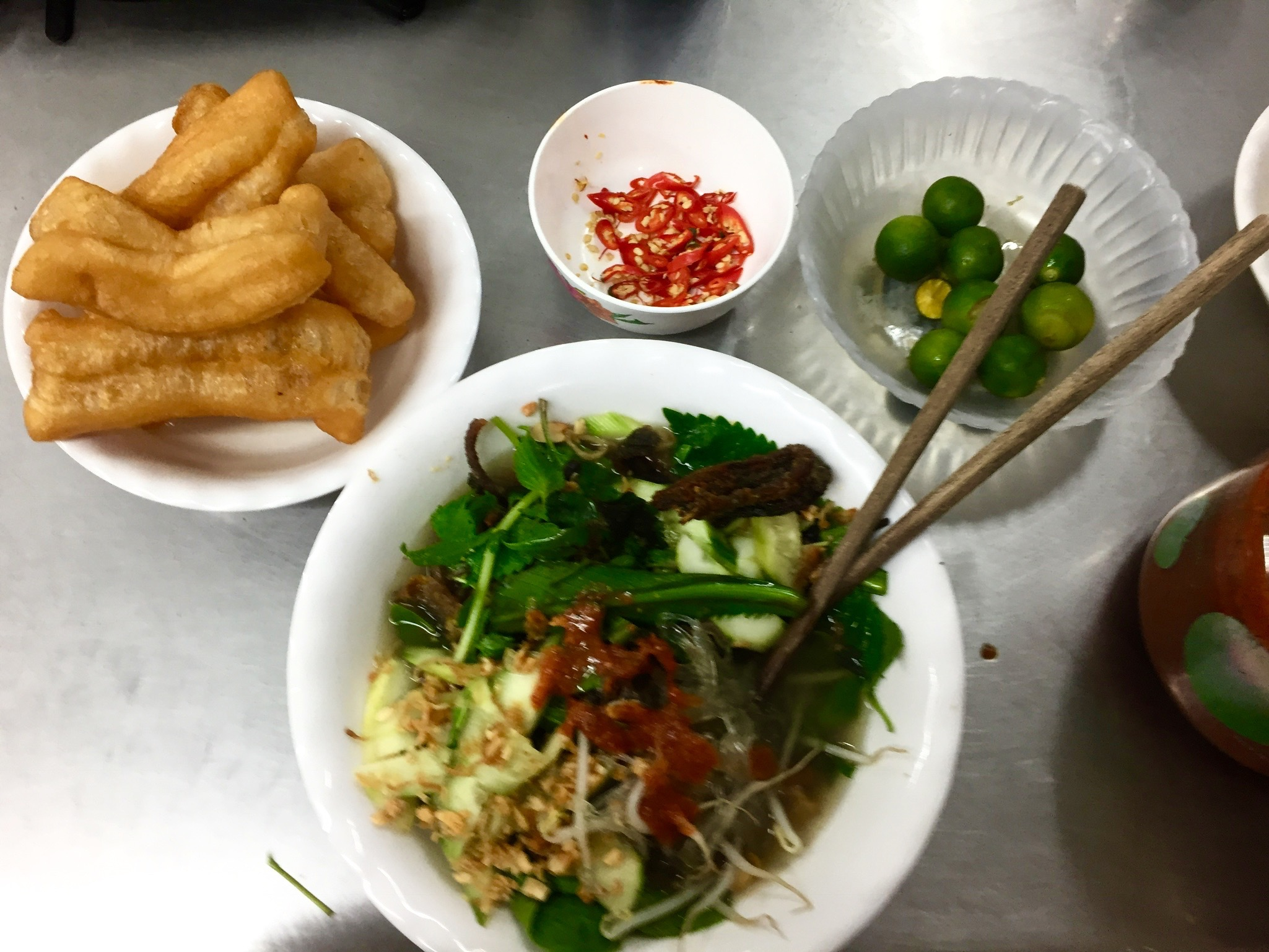 Miến Lươn, Hanoi, Vietnam