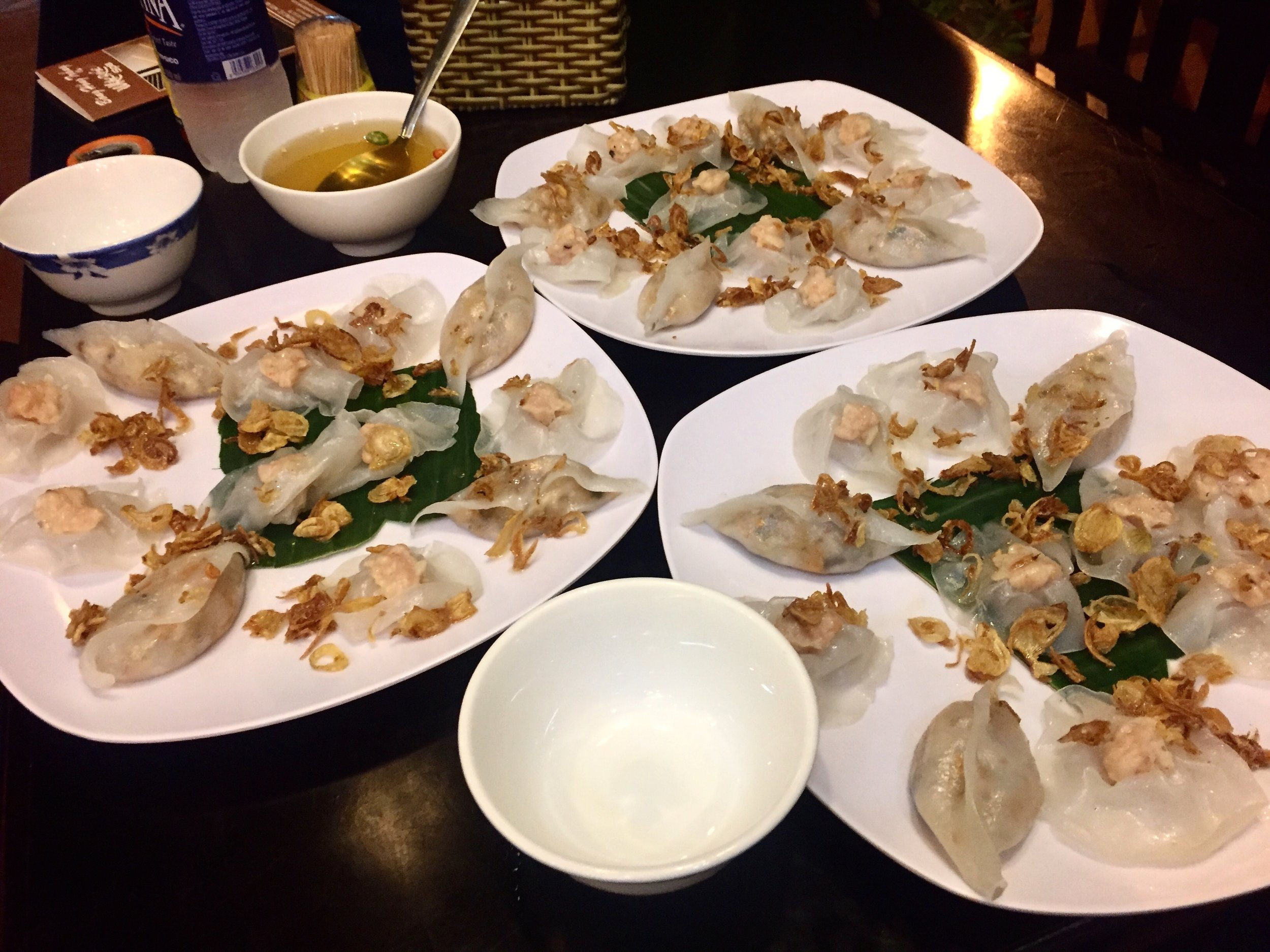 White Rose Dumplings,  White Rose Restaurant , Hoi An, Vietnam