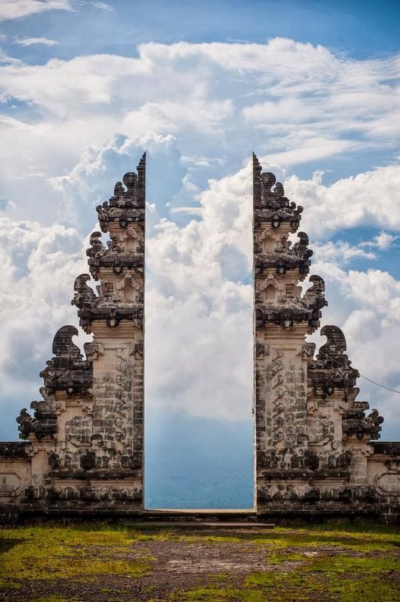 Heaven's Gate | Pura Lempuyang Door, Bali, Indonesia