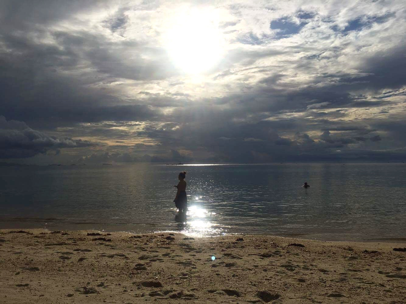 Zen Beach |Koh Phangan, Thailand