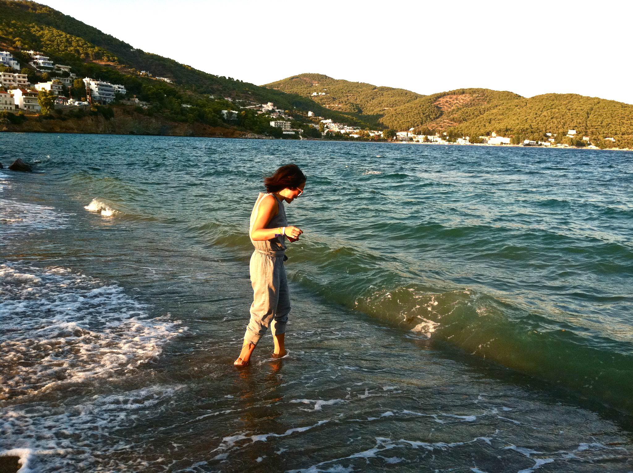 Aegean Sea   Hydra Island, Greece