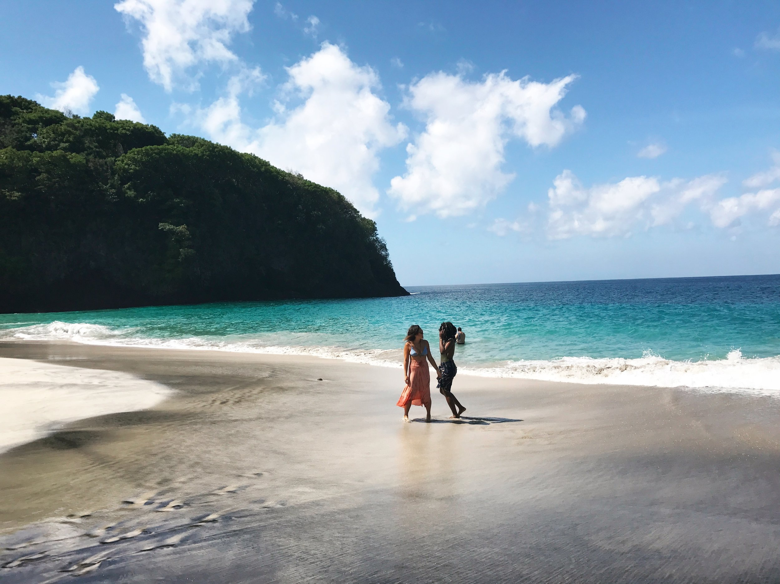 Virgin Beach, Bali, Indonesia