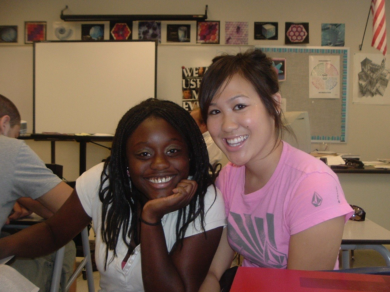 Koko & KLC at Tucson High Magnet School, AZ