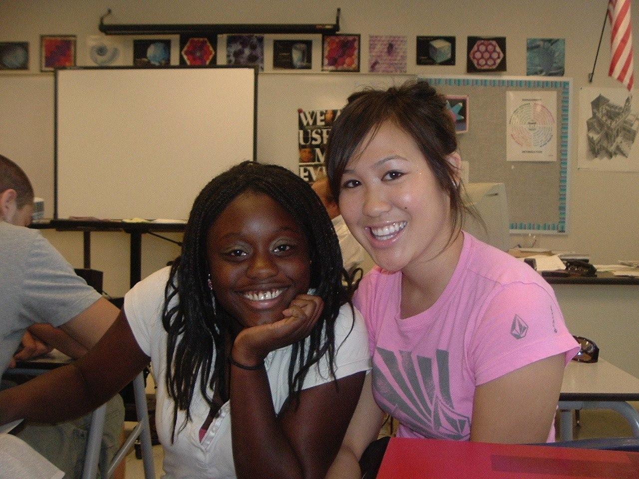 Koko & KLC at Tucson High Magnet School, AZ