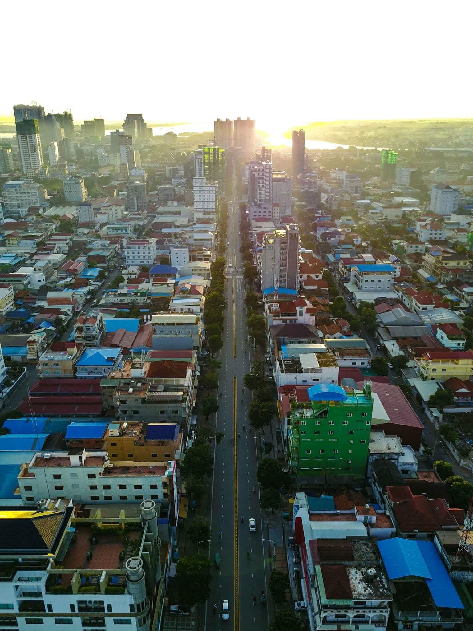 Phnom Penh, Cambodia | Photographed by Zachary Habayeb