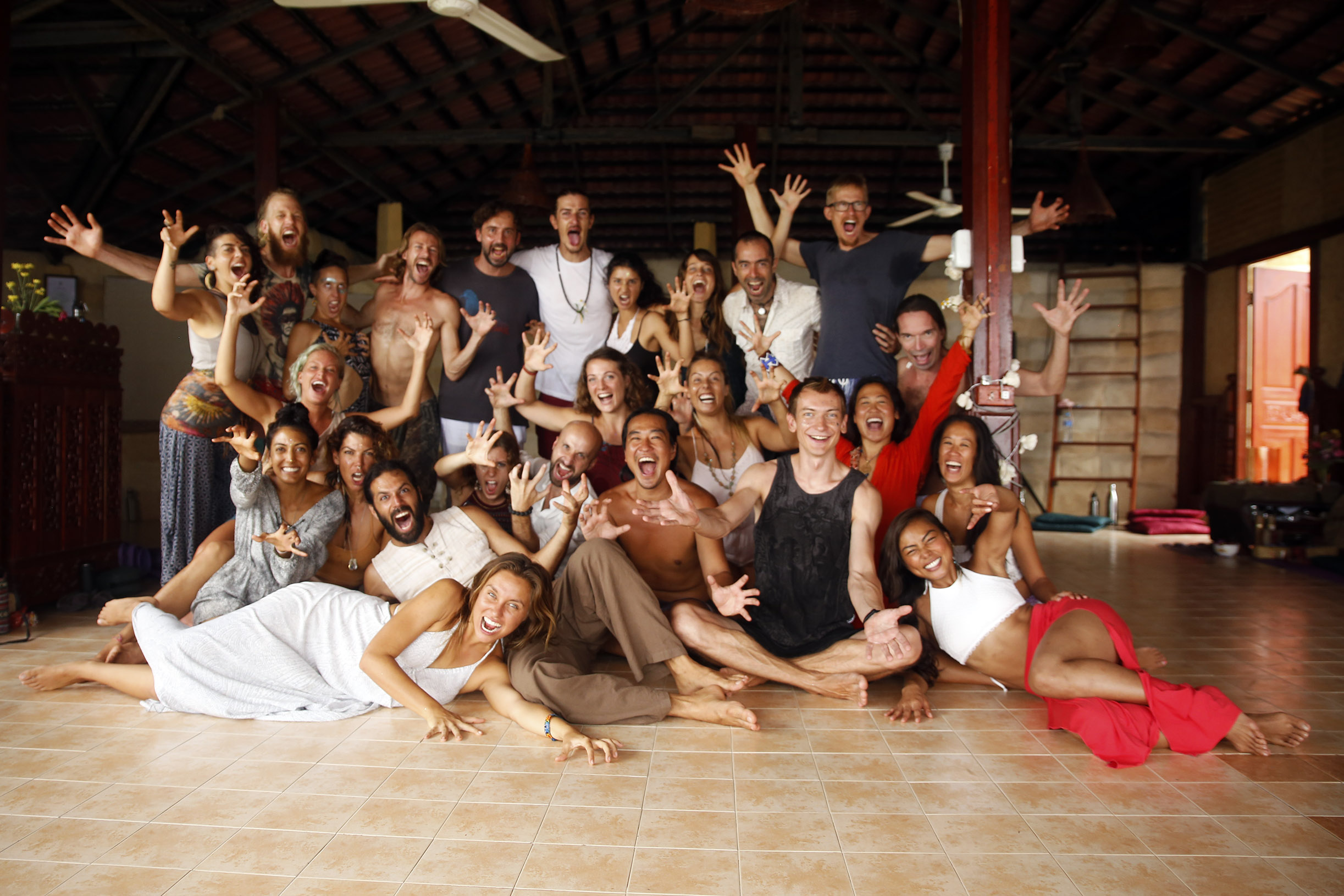 Tantra Heart Yoga Retreats  | Koh Phangan, Thailand