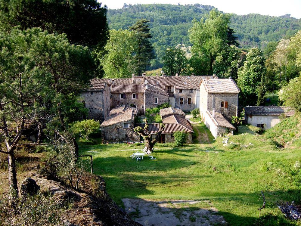 Centre Artistique International ROY HART , Château de Malerargues