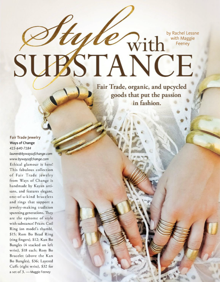Retailing Insight Magazine, 2015