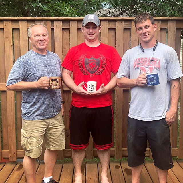Happy Father's Day . . #billingsley #billingsleyboys #dad #fathersday #2018