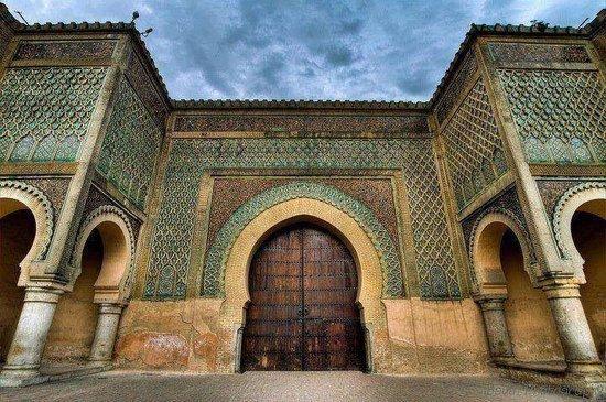 Meknes - Bab Mansour 1.jpg