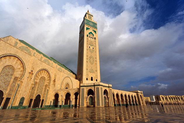 Casablanca - Hassan II 2.JPG