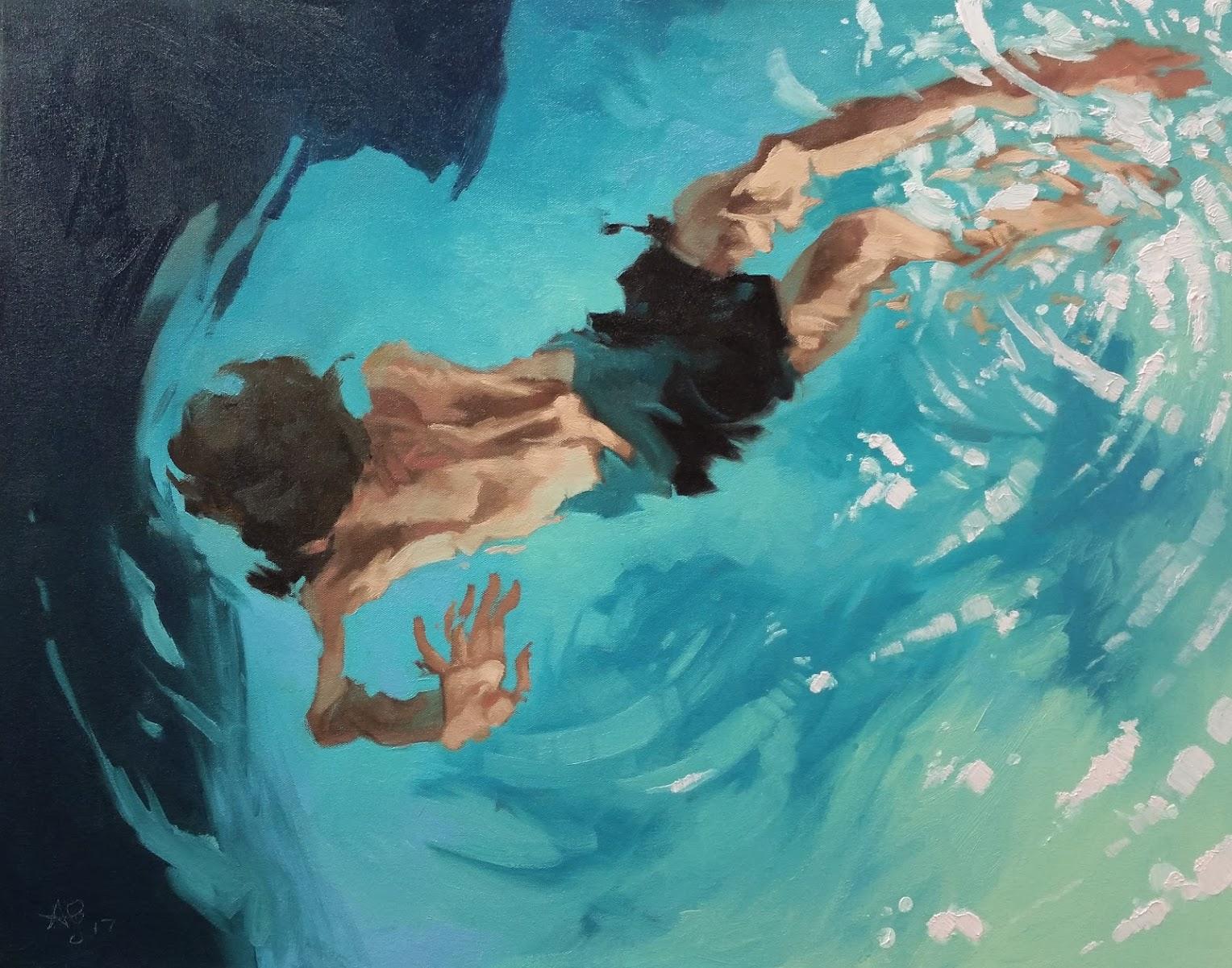 Swimmer (Oxygen), 2017