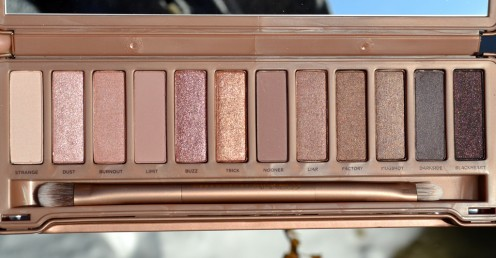 Urban Decays Naked 3 Palette