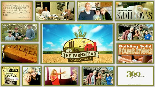 Building & Sustaining - the Farmstead Community