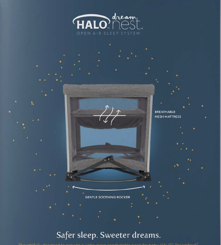Halo - Naming | Ad Campaign | Digital | Print
