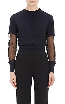 MAISON MARGIELA  Cardigan-Style Sweater