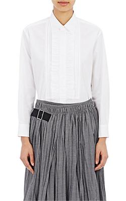 TRICOT COMME des GARÇONS  Tuxedo Shirt