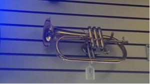 Yamaha Flugelhorn   Professional Flugelhorn  -Gold brass bell  -Monel pistons  Call for pricing.