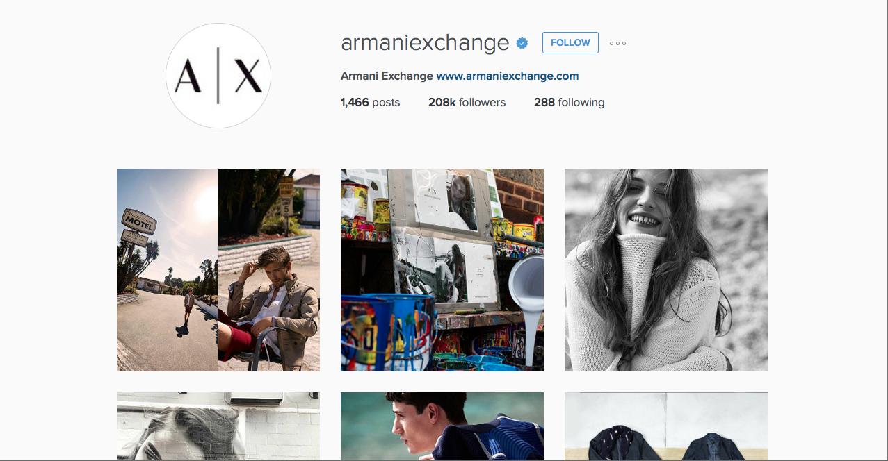Instagram (Social Media) identity