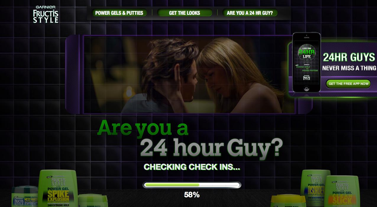 '24 hour' guy algorithm