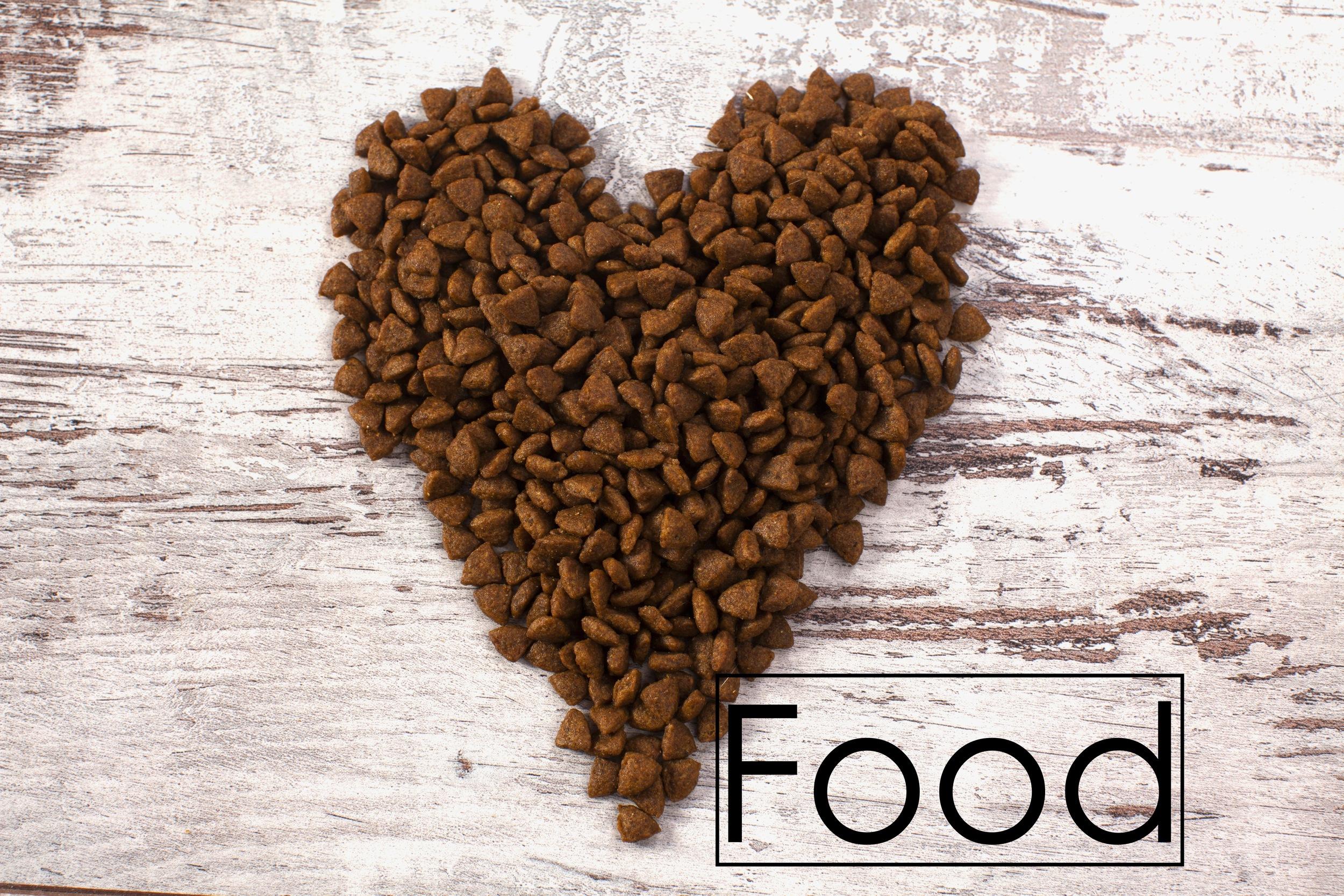 -Dry Food  -Wet Food