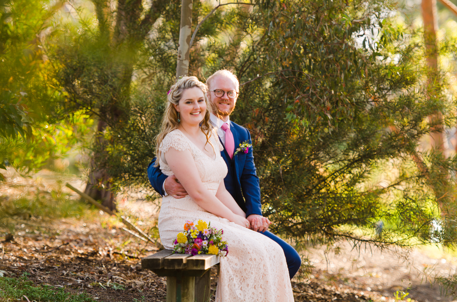 Jess & Stu - Cobbin Farm and Homestead, Geelong