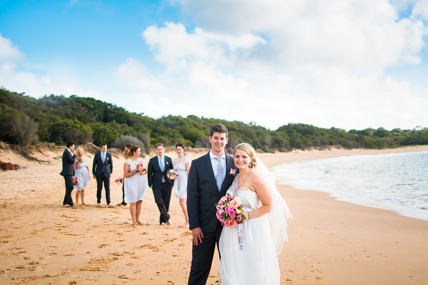 Kat & Josh - Red Rocks Beach, Phillip Island