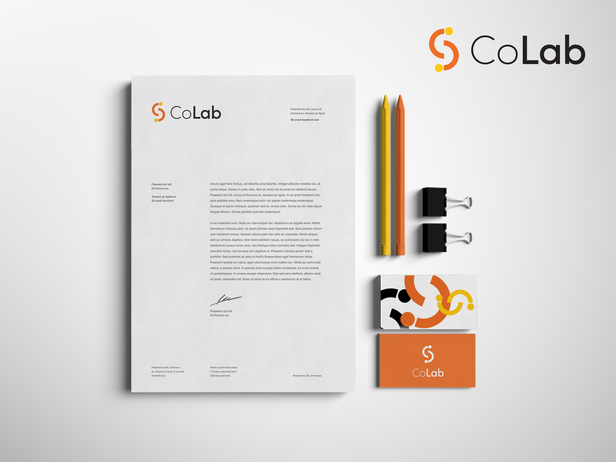 CoLab Employment - Logo design