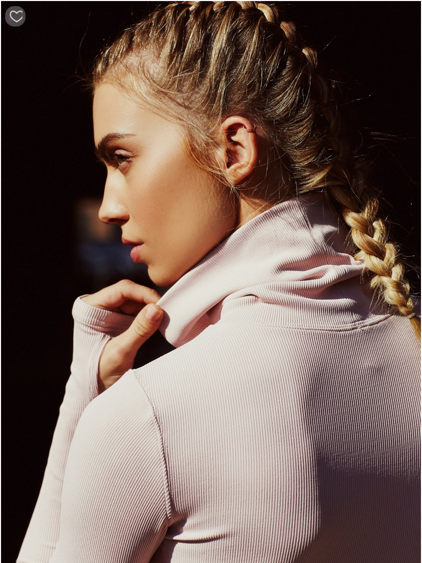Get Movin' Turtleneck from Free People