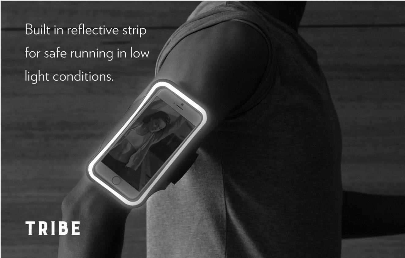 AB66 Water Resistant Sports Armband by Tribe
