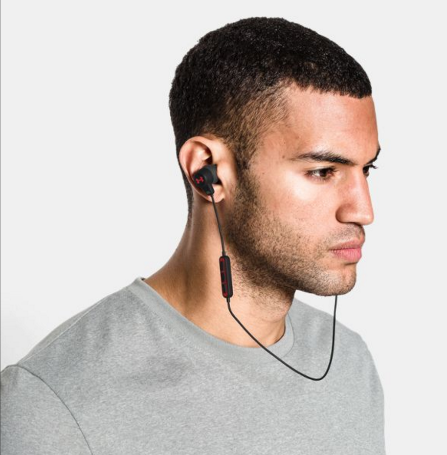 Wireless Headphones by Under Armor