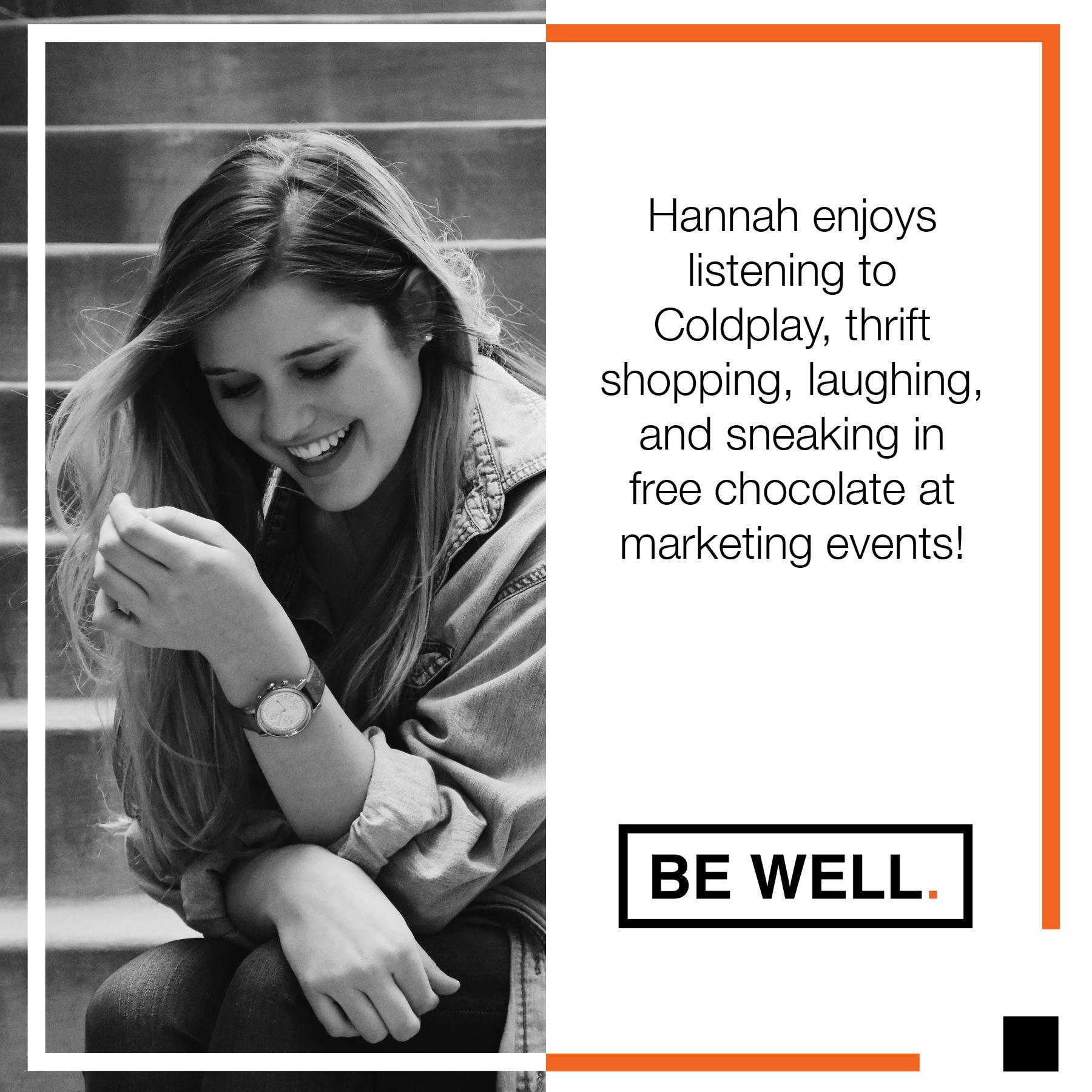 Hannah C. Writer's Spotlight