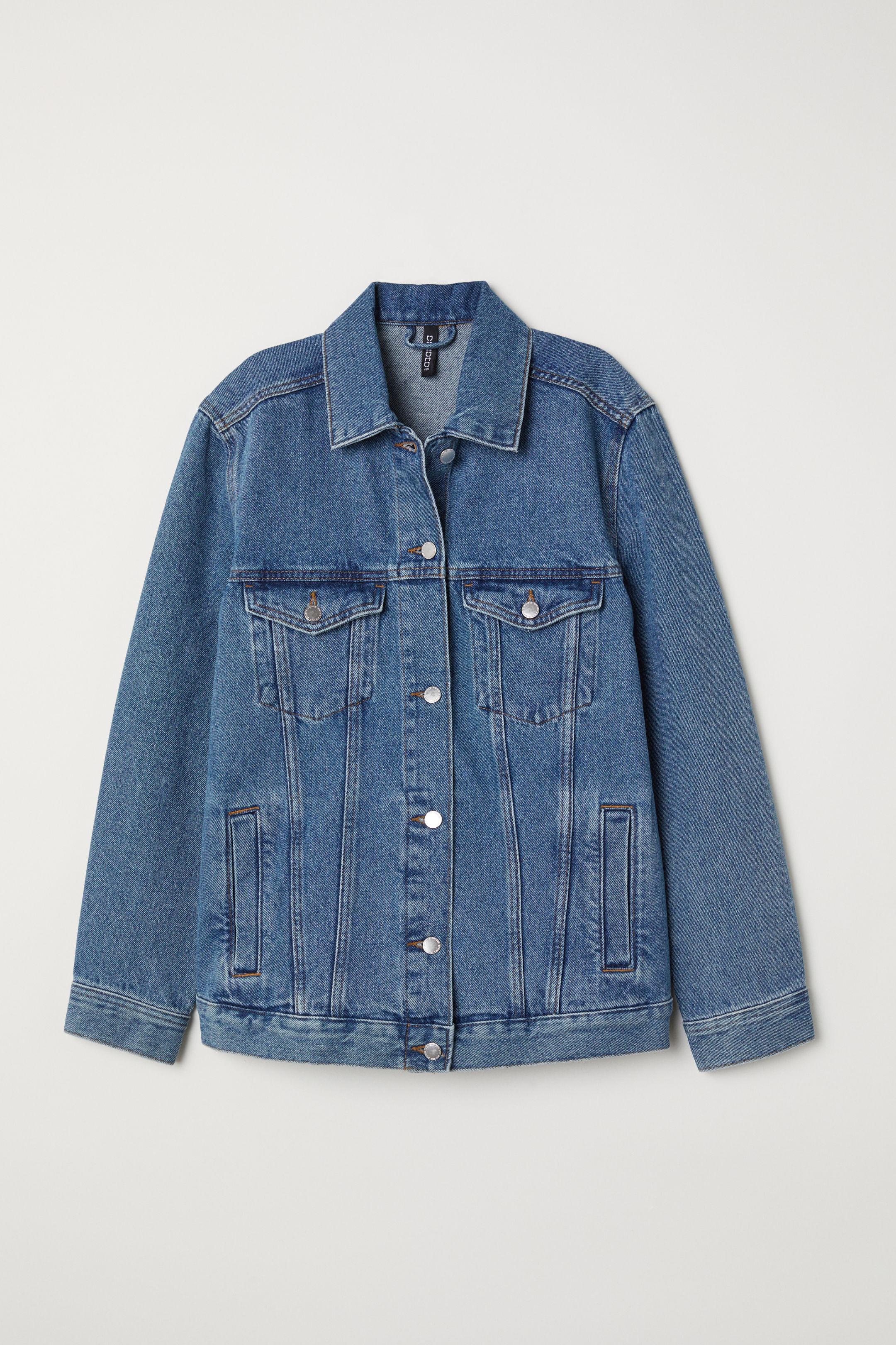 Basic Customizable Denim Jacket