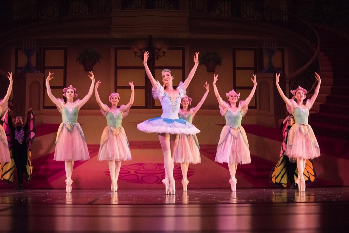 Photo courtesy of The Birmingham Ballet