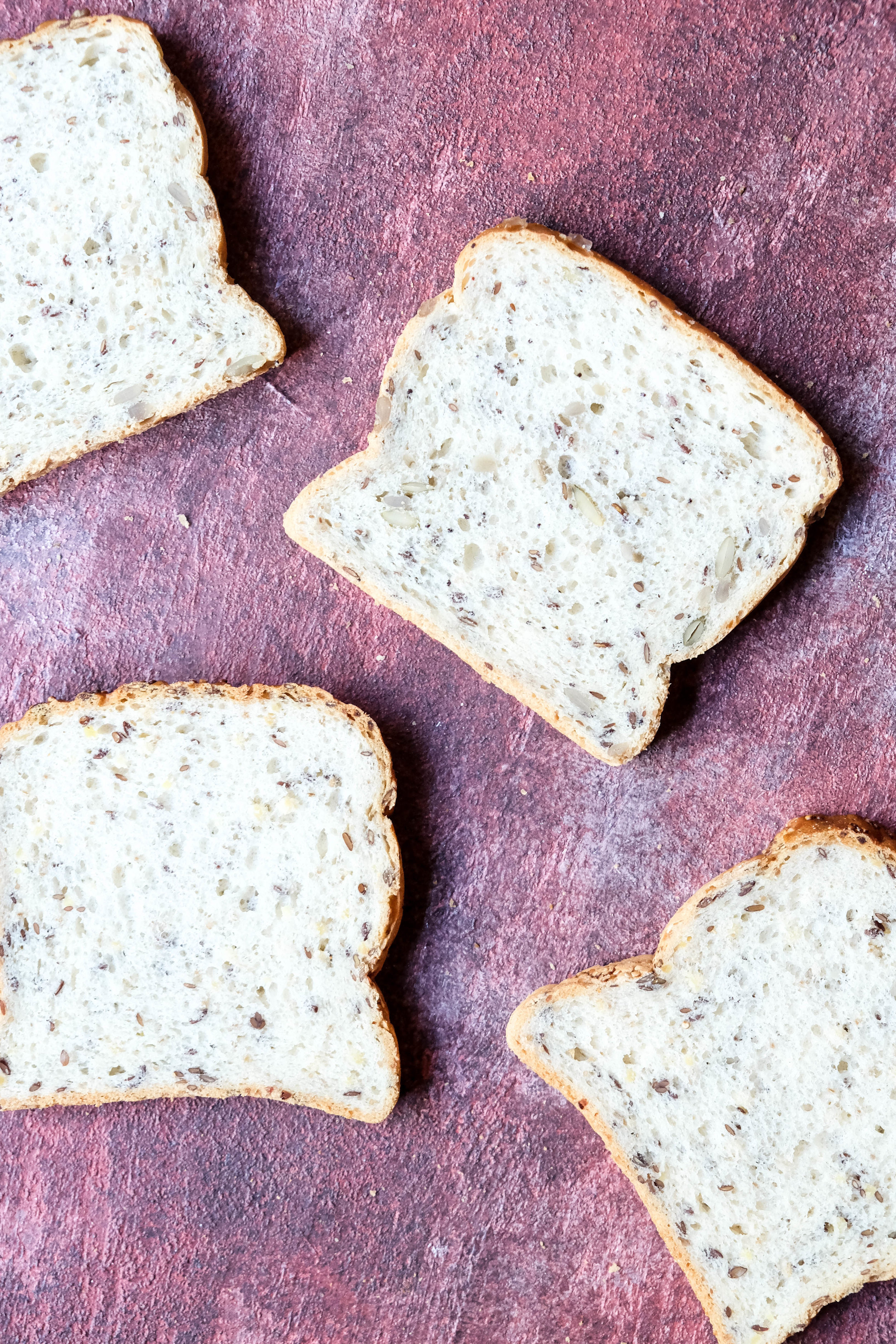 Gluten free bread - so soft!