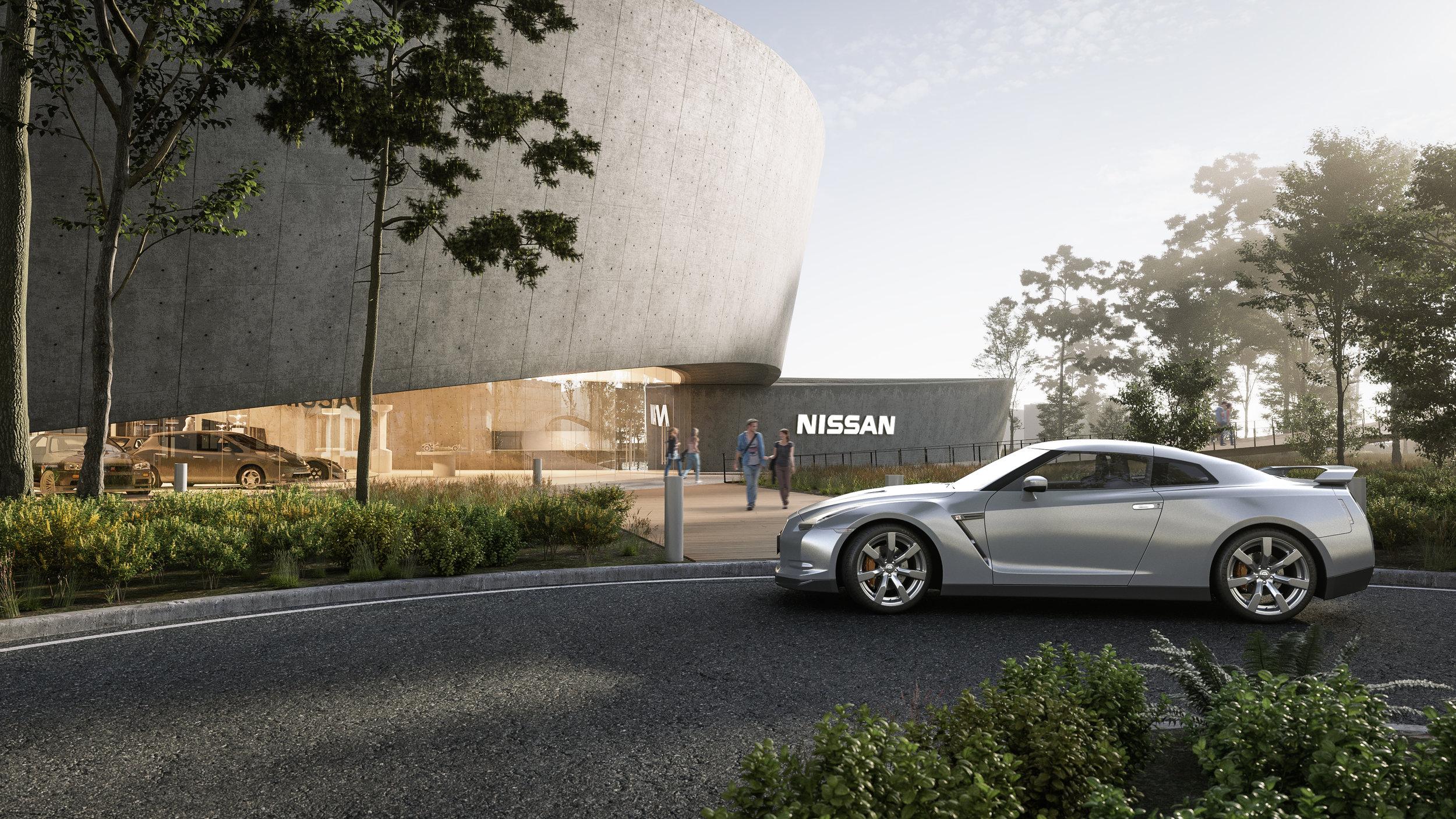 Nissan Heritage Museum, Yokohama, Japan
