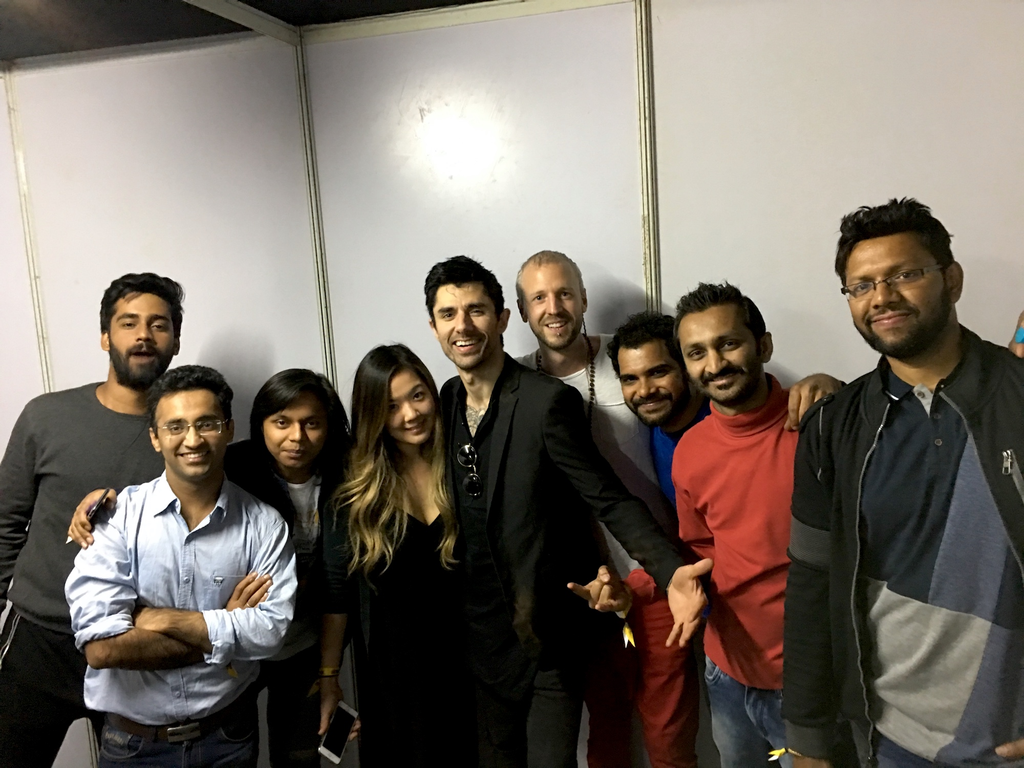 OnenO with KSHMR and Live Orchestra @ Sunburn Music Festival - Pune, India - 2017 OnenO is the Music Director for KSHMR's Live Orchestra.