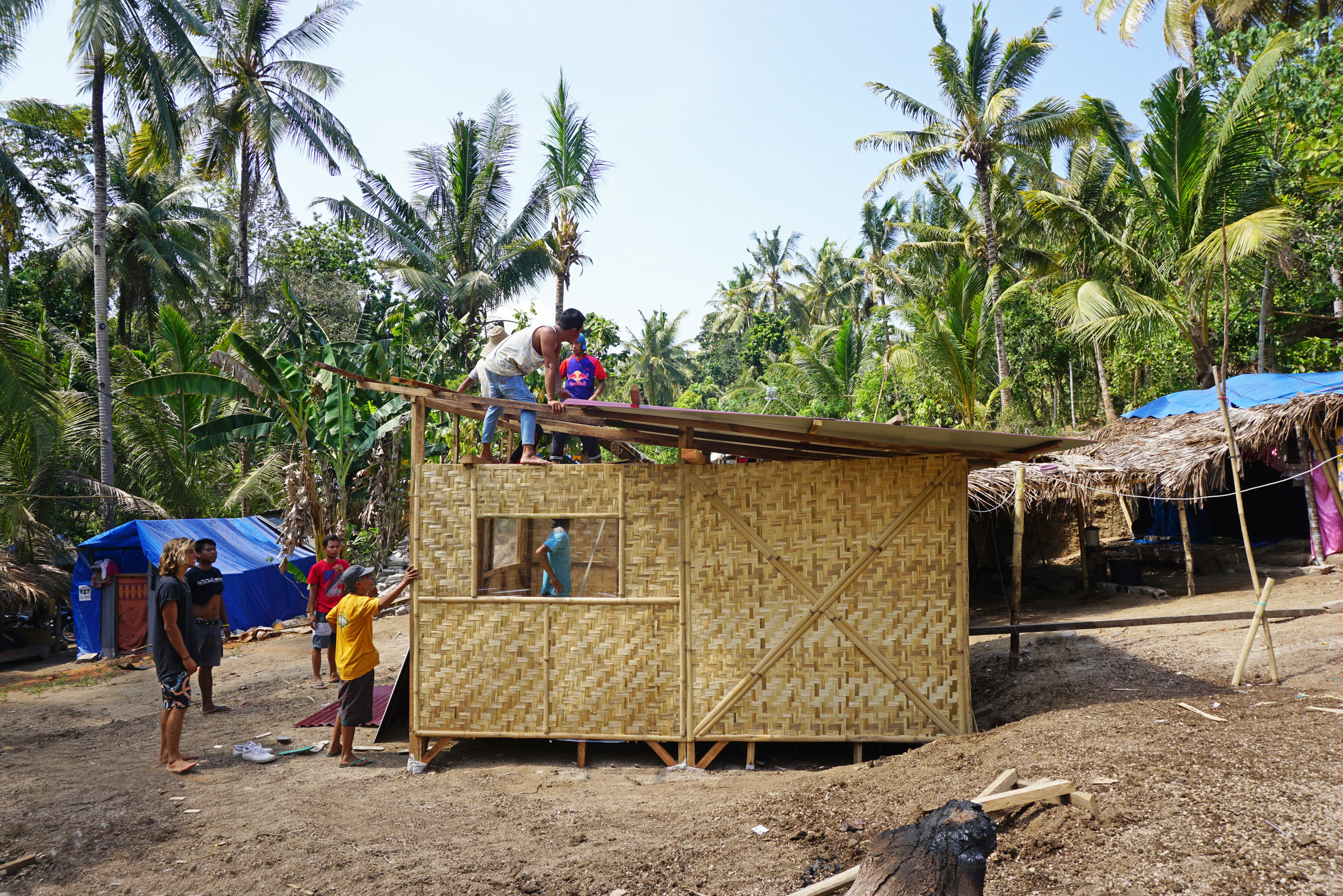 Co-Founder_ The Shelter Project , Lombok / Launched September 2018