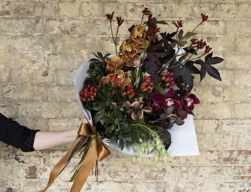 Edith Floral Ink Wedding florist stylist