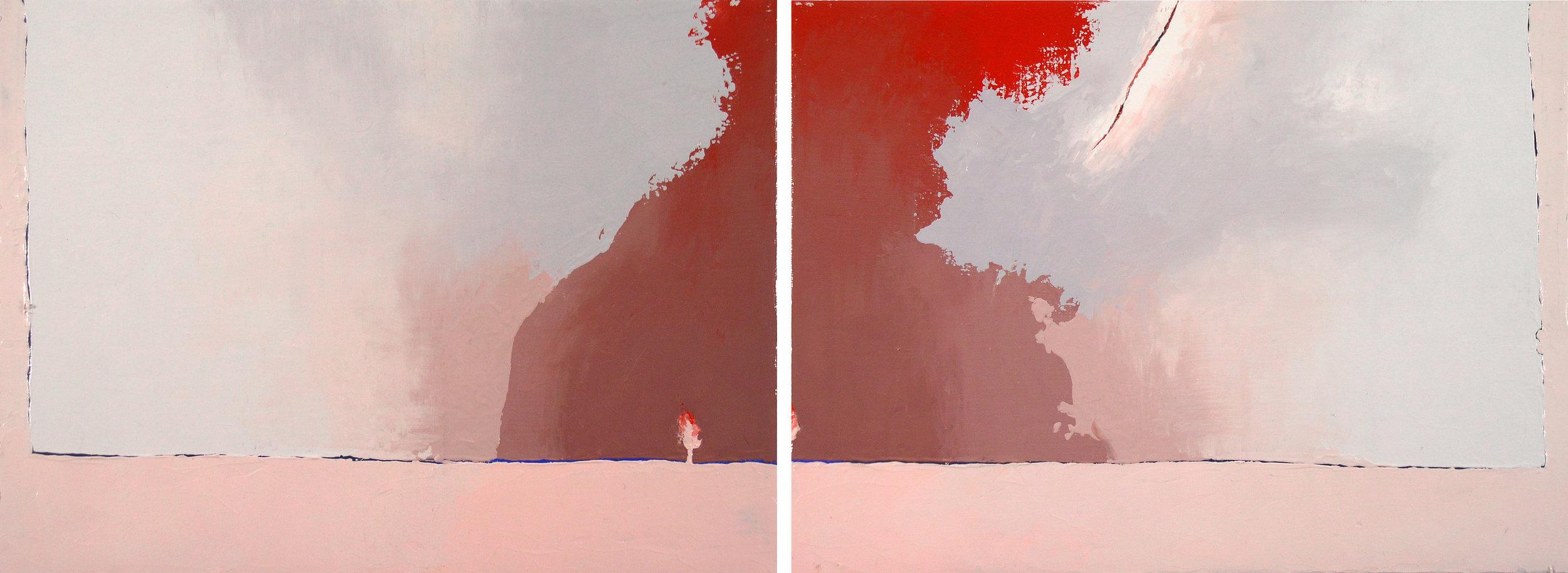 Abbey Ryan, Untitled, 2005, oil on canvas.