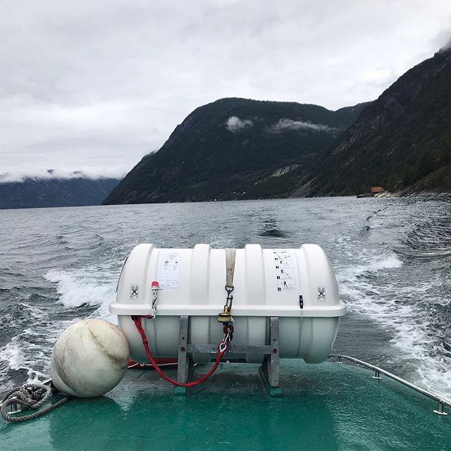 Fjordcruise med veteranbåten TYA 🤩 #vettisriket #årdal #tya #visitsognefjord #visitvaldres #visitnorway #årdalsfjorden #veteranbåt
