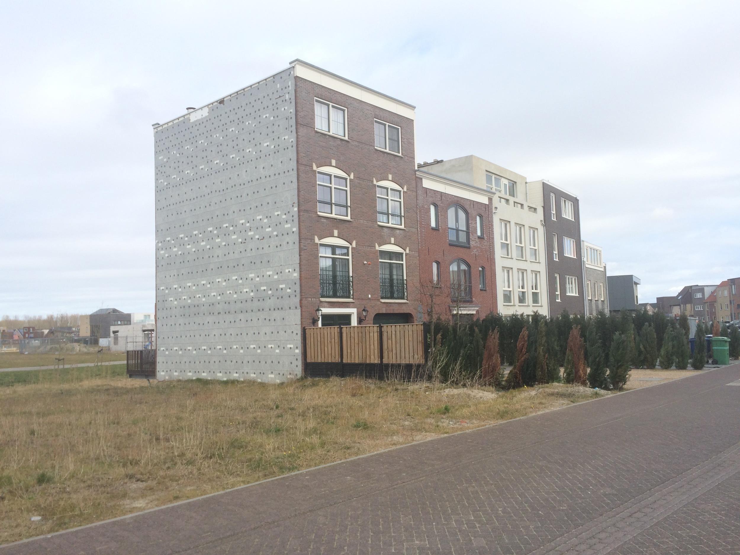 En af udfordringerne ved den ret radikale hollandske tilgang er, at det kan være vanskeligt at styre tempoet i helhedsudviklingen. Fx har nogle måttet finde sig i at være naboløse i flere år, fordi den enkelte grund enten ikke var solgt eller udviklet.