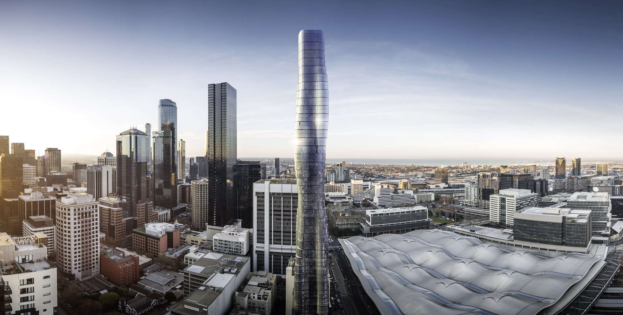 Concept Photo for Premier Tower