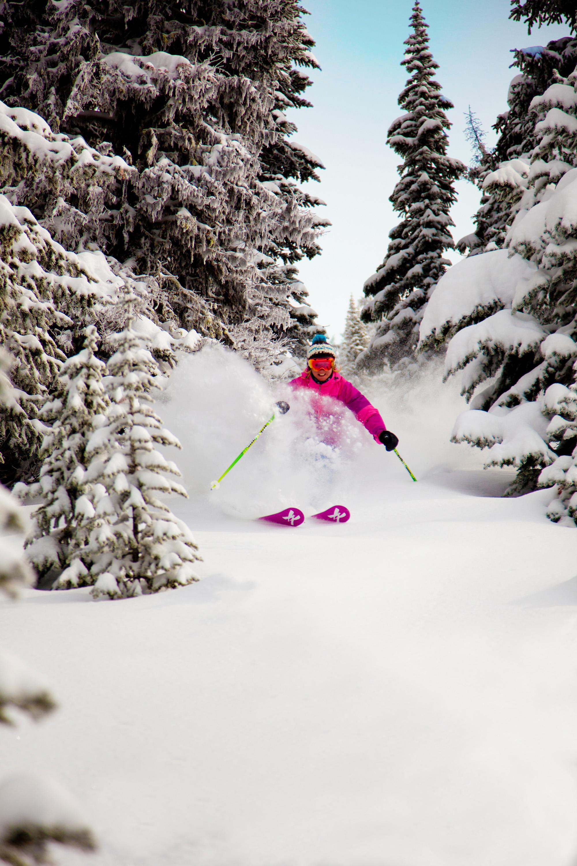 Fi Skiing Powder