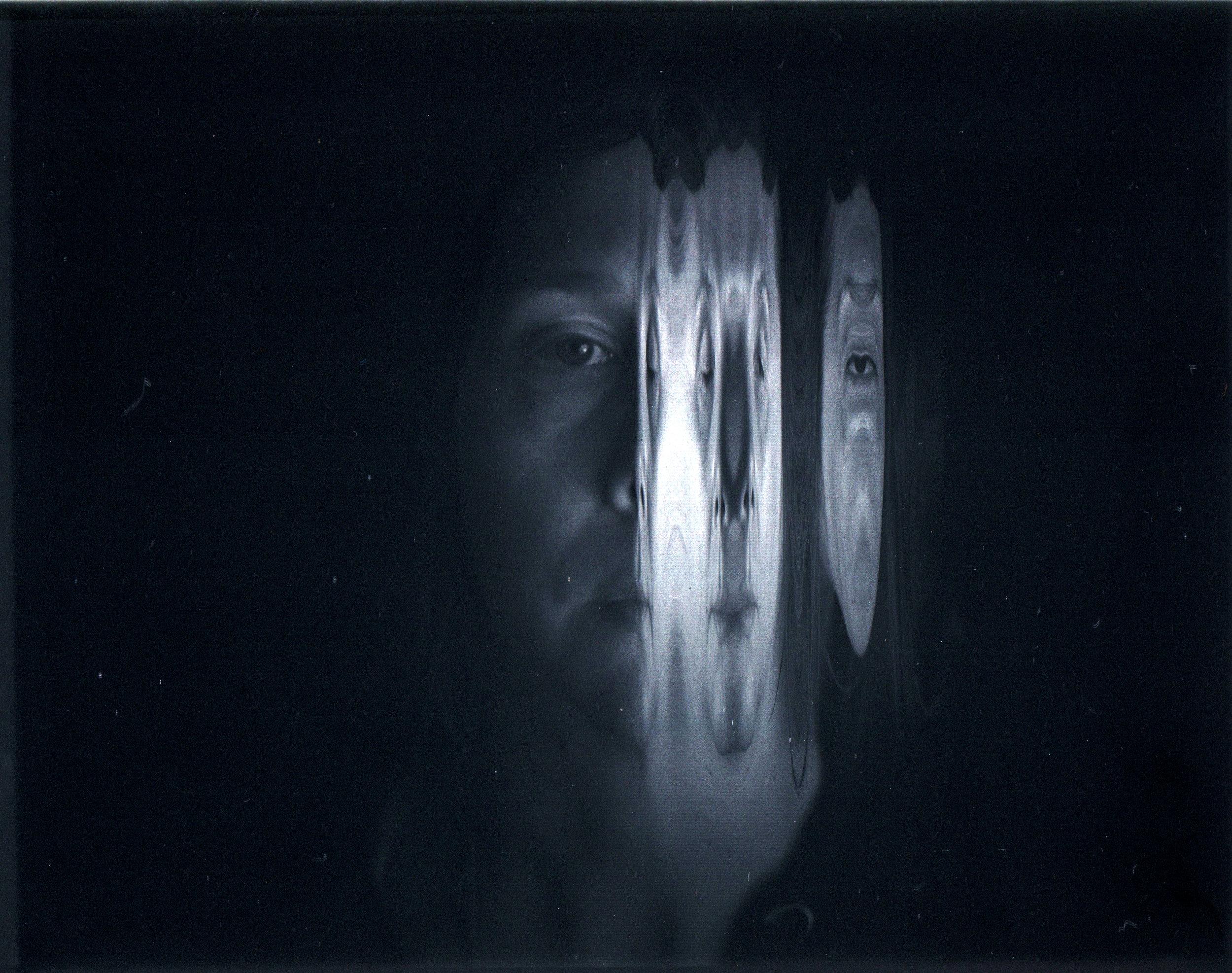 Erin Harper Vernon, Scanera studio test - Self image