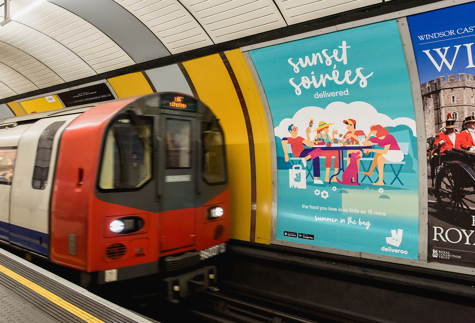 Nationwide OOH summer campaign