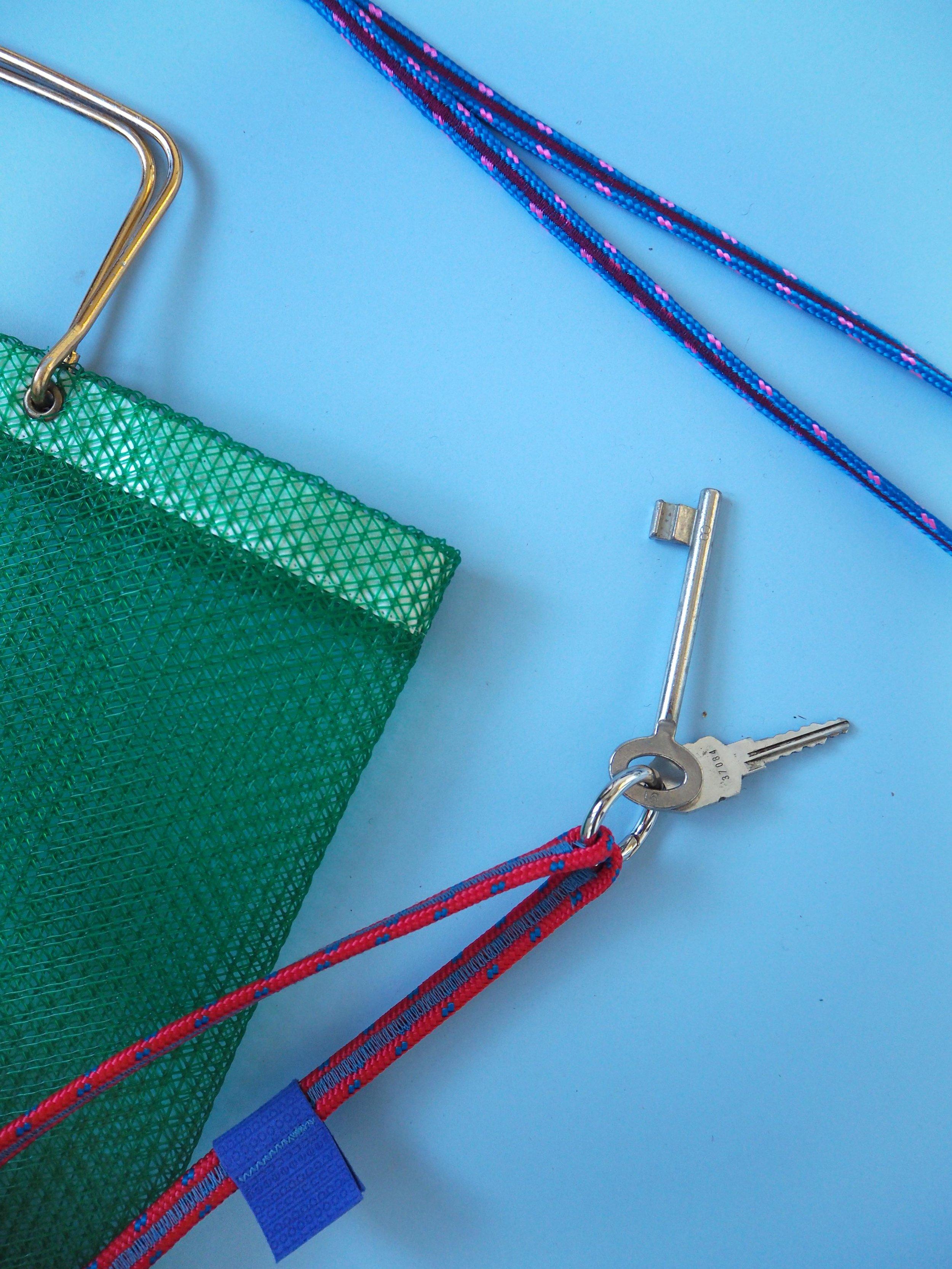 key-cords by robin pleun  fore sale during DDW18 sectie c @ de design shop & @ tac temporary art centre.