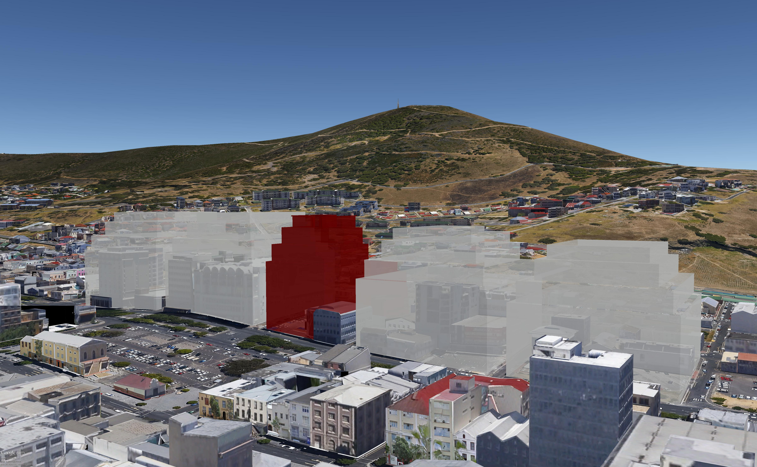 The Municipal Planning Tribunal's irrational and precedent setting decision - effectively giving the green light for a 20-storey wall of MONSTER buildings cutting off the Bo-Kaap from the CBD.